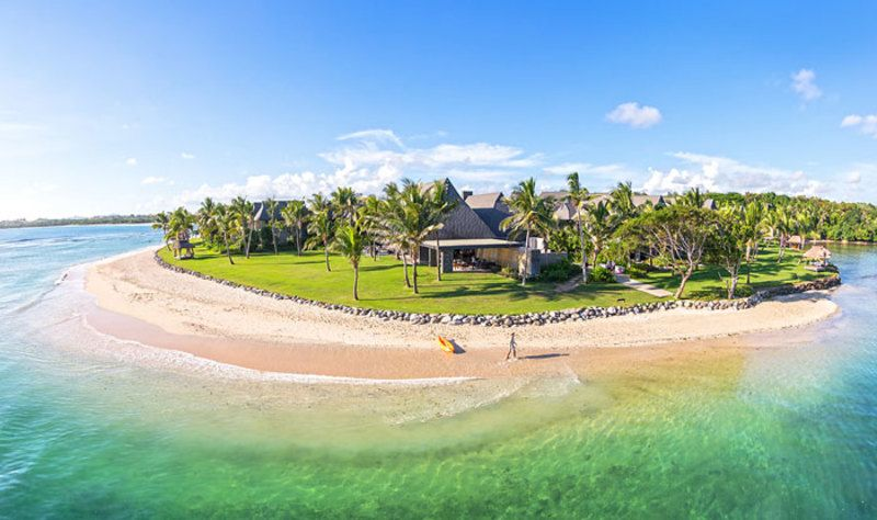 6 Day Intercontinental Fiji Beach Escape Exterior 1