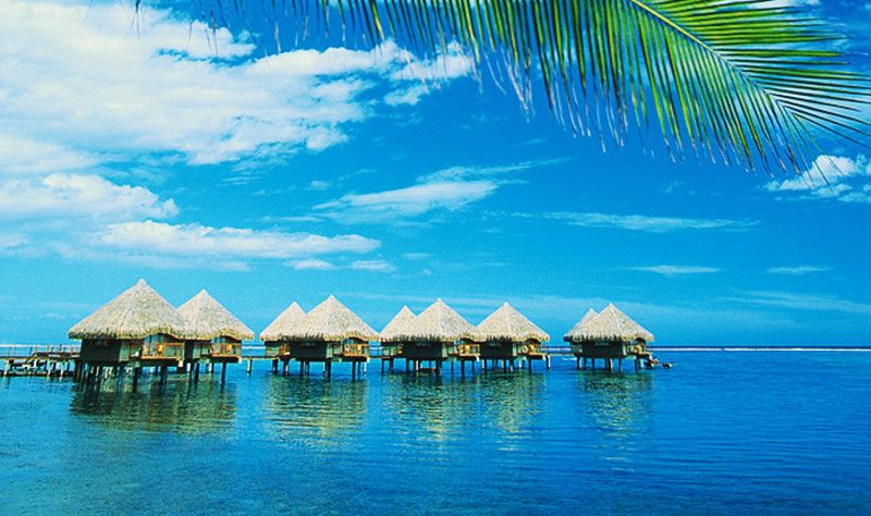 6 Day Bora Bora Overwater Bungalows